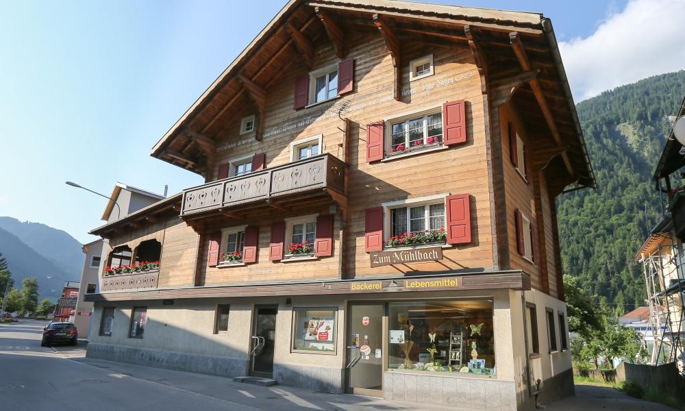 Schiers - Zum Mühlbach