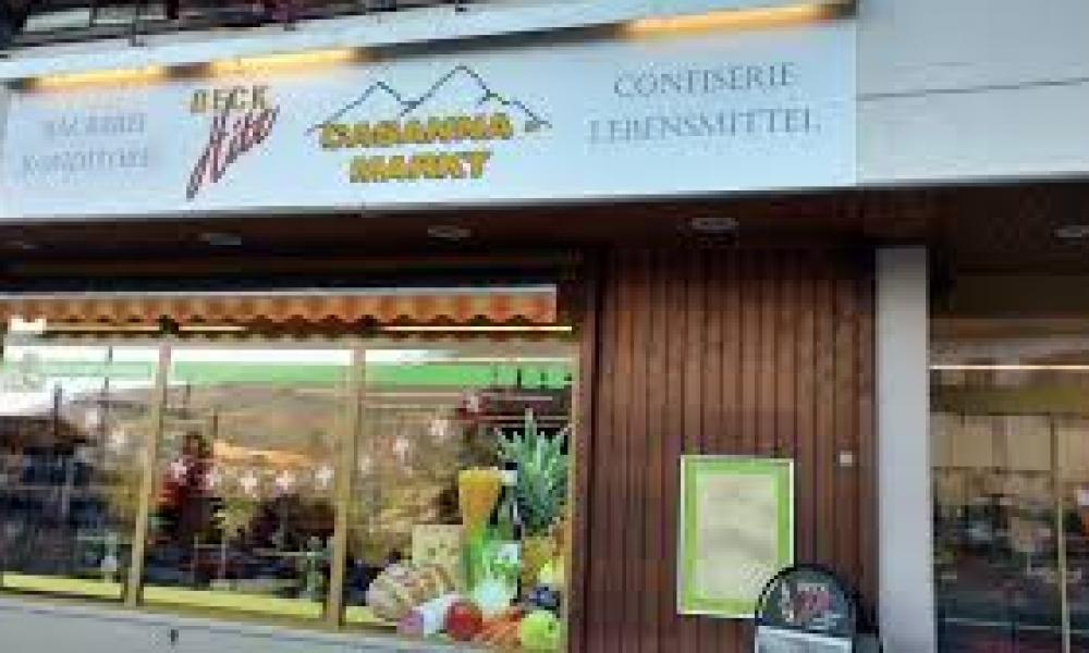 Klosters-Dorf - Casanna-Markt
